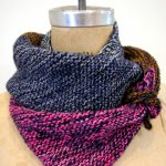 Stranded Knitting Patterns Free Double Stranded Scarf Pattern The Knit Cafe
