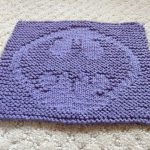 Washcloth Knitting Pattern Science Fiction And Fantasy Dish Cloth Knitting Patterns In The