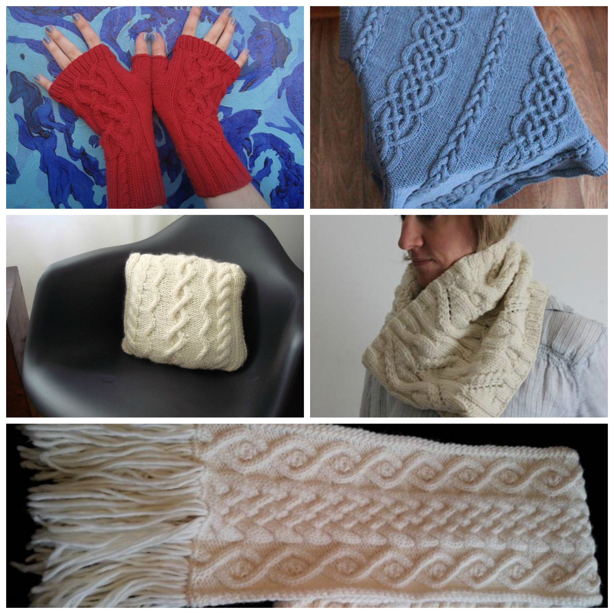 Aran Knitting Patterns Free 10 Free Aran Knitting Patterns On Craftsy