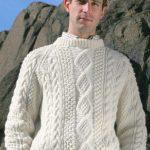 Aran Knitting Patterns Free Best Aran Knitting Patterns For Mens Sweaters Mens Aranknits