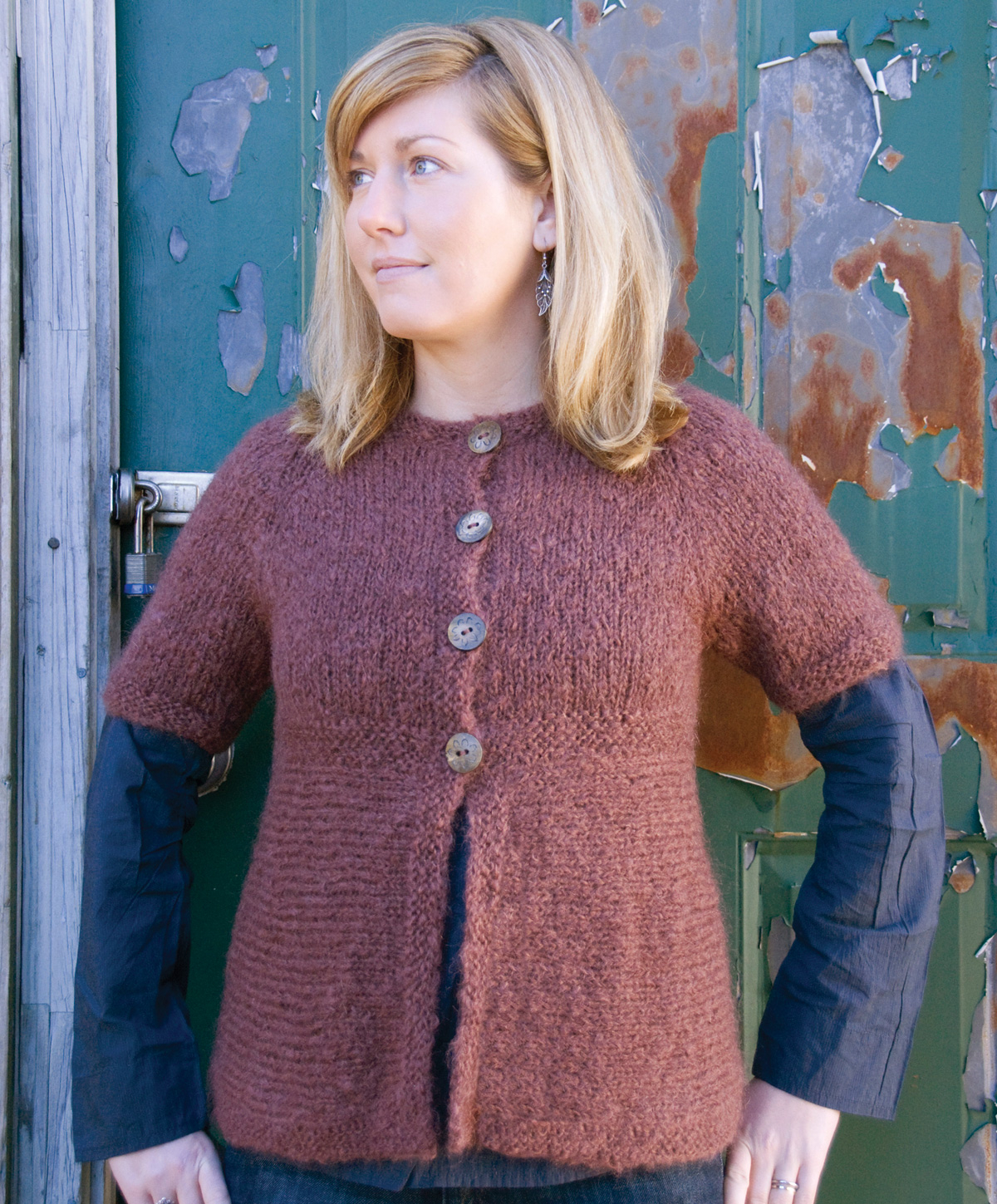 Aran Knitting Patterns Free Boxcar Free Cardigan Knitting Pattern Knitting Bee