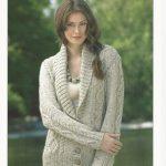 Aran Knitting Patterns Free James C Brett Ladies Cardigan Aran Knitting Pattern Jb046