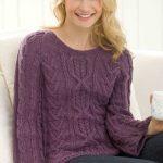 Aran Knitting Patterns Free New Aran Sweater Free Knitting Pattern Free Womens Sweaters