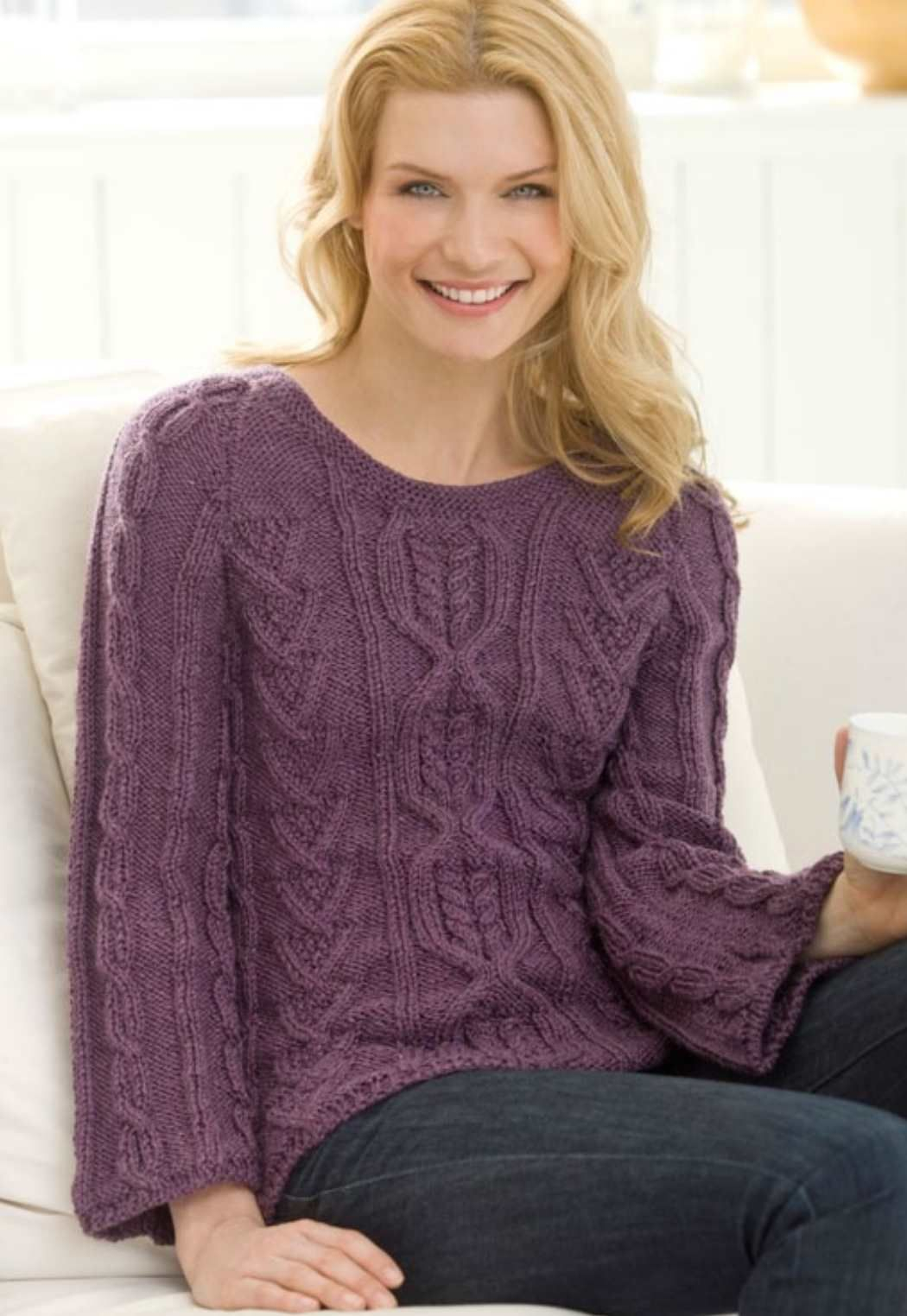 Aran Knitting Patterns Free New Aran Sweater Free Knitting Pattern Free Womens Sweaters