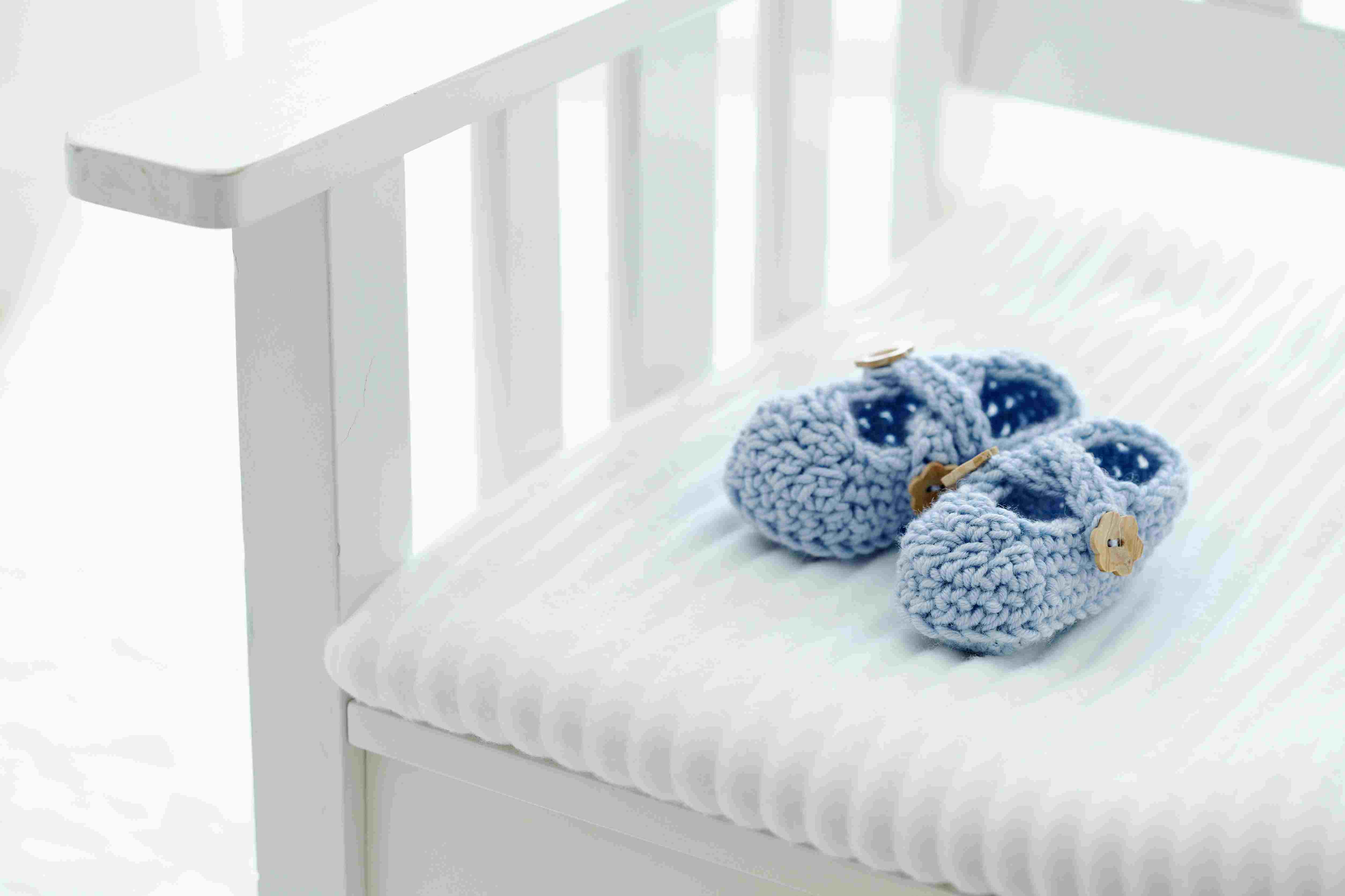 Baby Booties Crochet Pattern Free Crochet Patterns For Ba Items