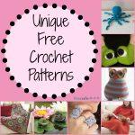 Begginer Crochet Patterns Free 17 Unique Free Crochet Patterns Favecrafts