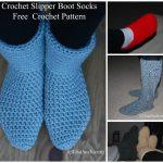 Begginer Crochet Patterns Free Free Crochet Patterns And Designs Lisaauch Crochet Slipper Boots