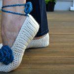 Begginer Crochet Patterns Free Free Crochet Patterns For Slippers Beginners Crochet And Knit