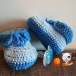 Begginer Crochet Patterns Free How To Crochet Easy Ba Booties Full Free Pattern Youtube