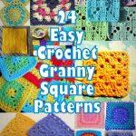 Begginer Crochet Patterns Free Trendy Easy Beginner Crochet Patterns Free 24 Easy Crochet Granny