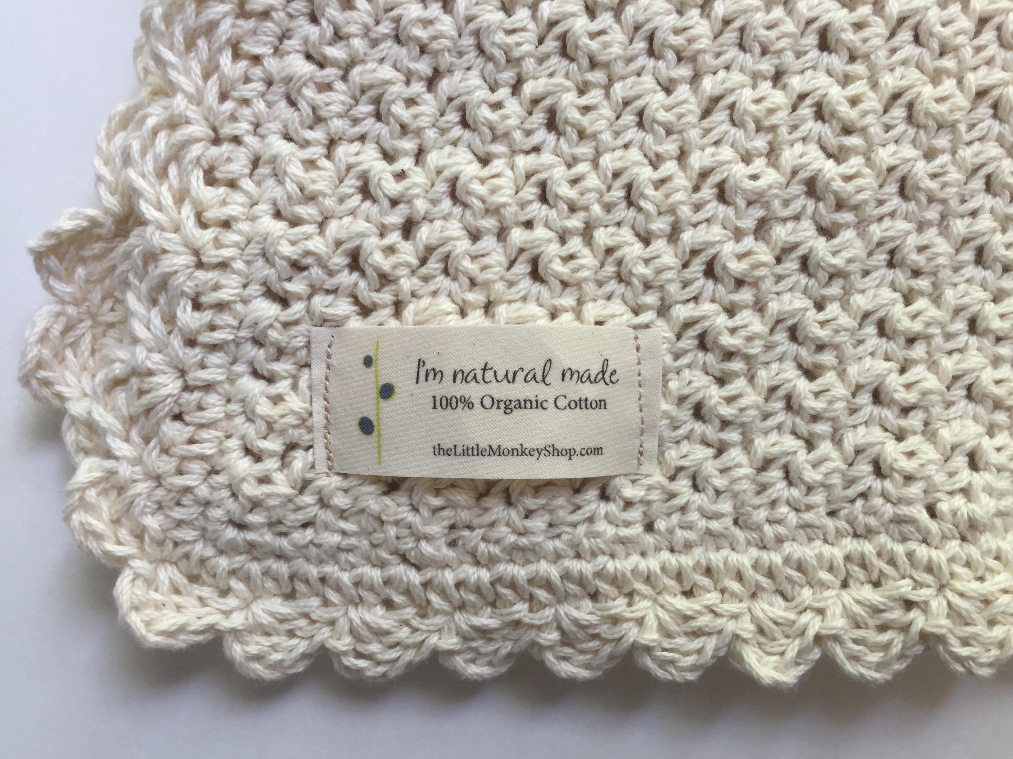 Begginer Crochet Projects Baby Blankets Ba Blanket Crochet Pattern Little Monkeys Designs
