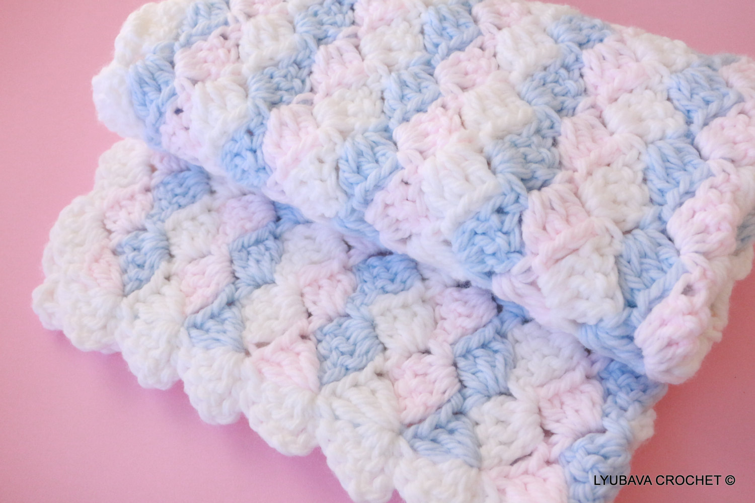 Begginer Crochet Projects Baby Blankets Different Ba Blanket Crochet Patterns Thefashiontamer