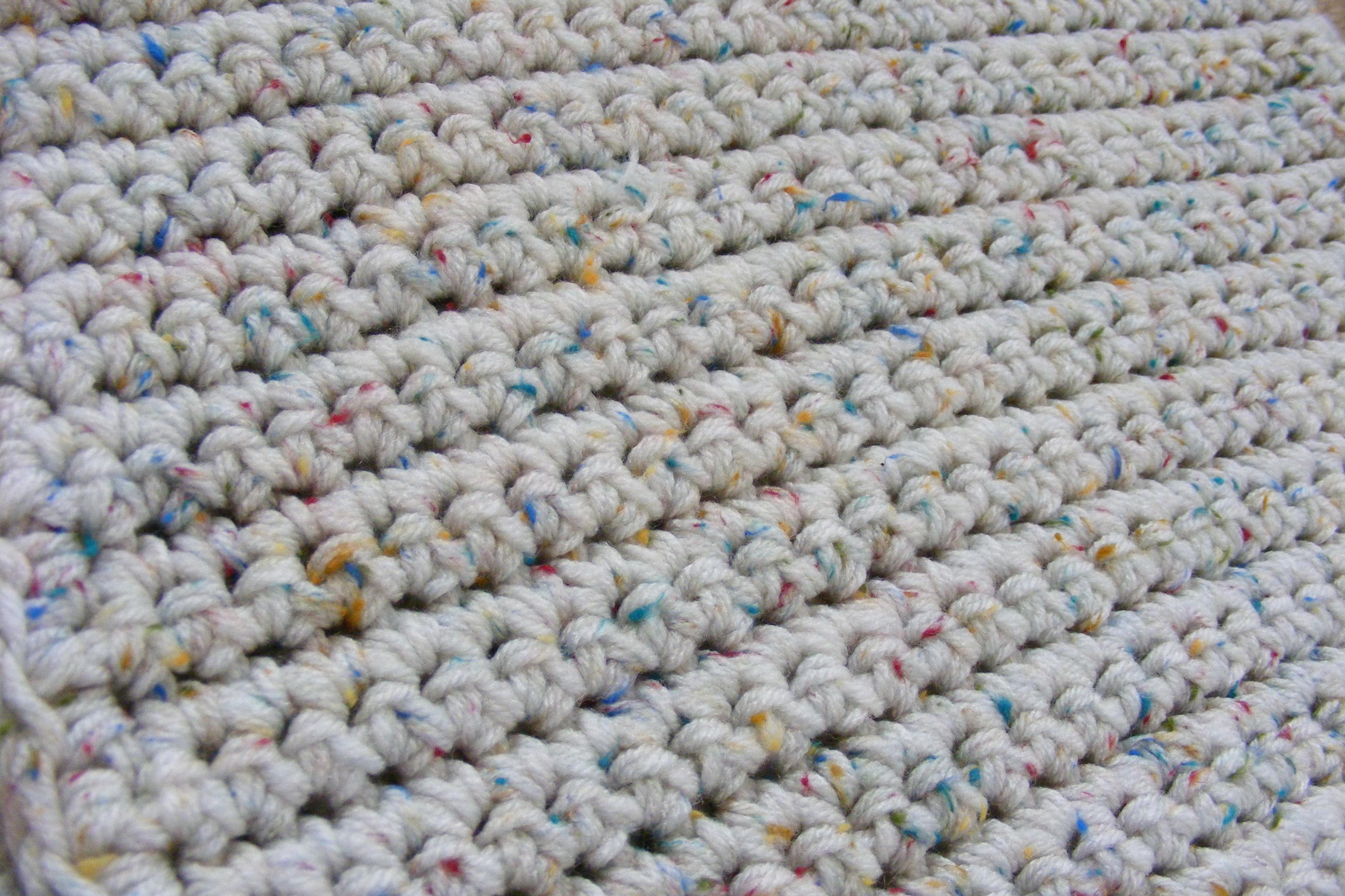 Begginer Crochet Projects Baby Blankets Single Crochet Ba Blanket Gretchkals Yarny Adventures