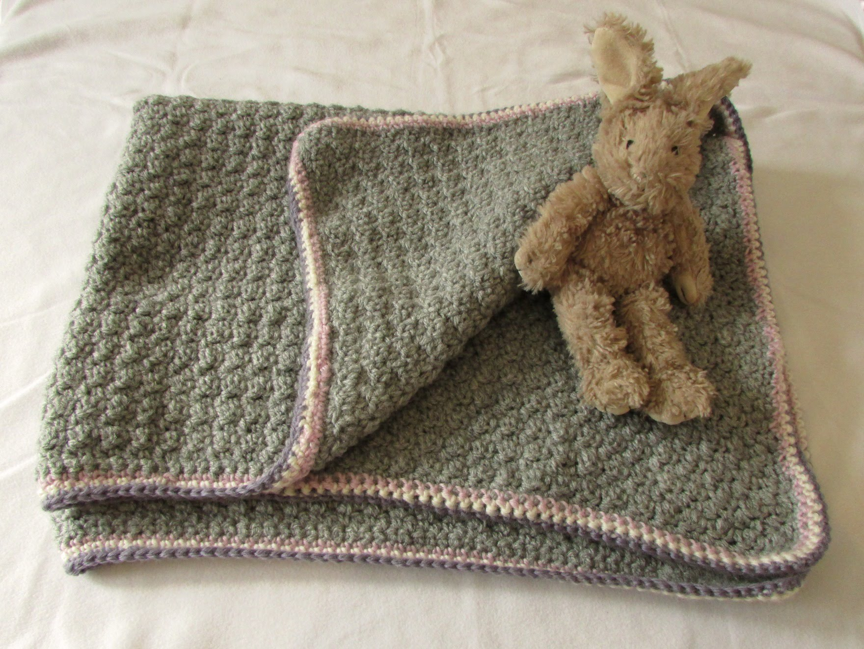 Begginer Crochet Projects Baby Blankets Very Easy Crochet Ba Blanket For Beginners Quick Afghan Throw