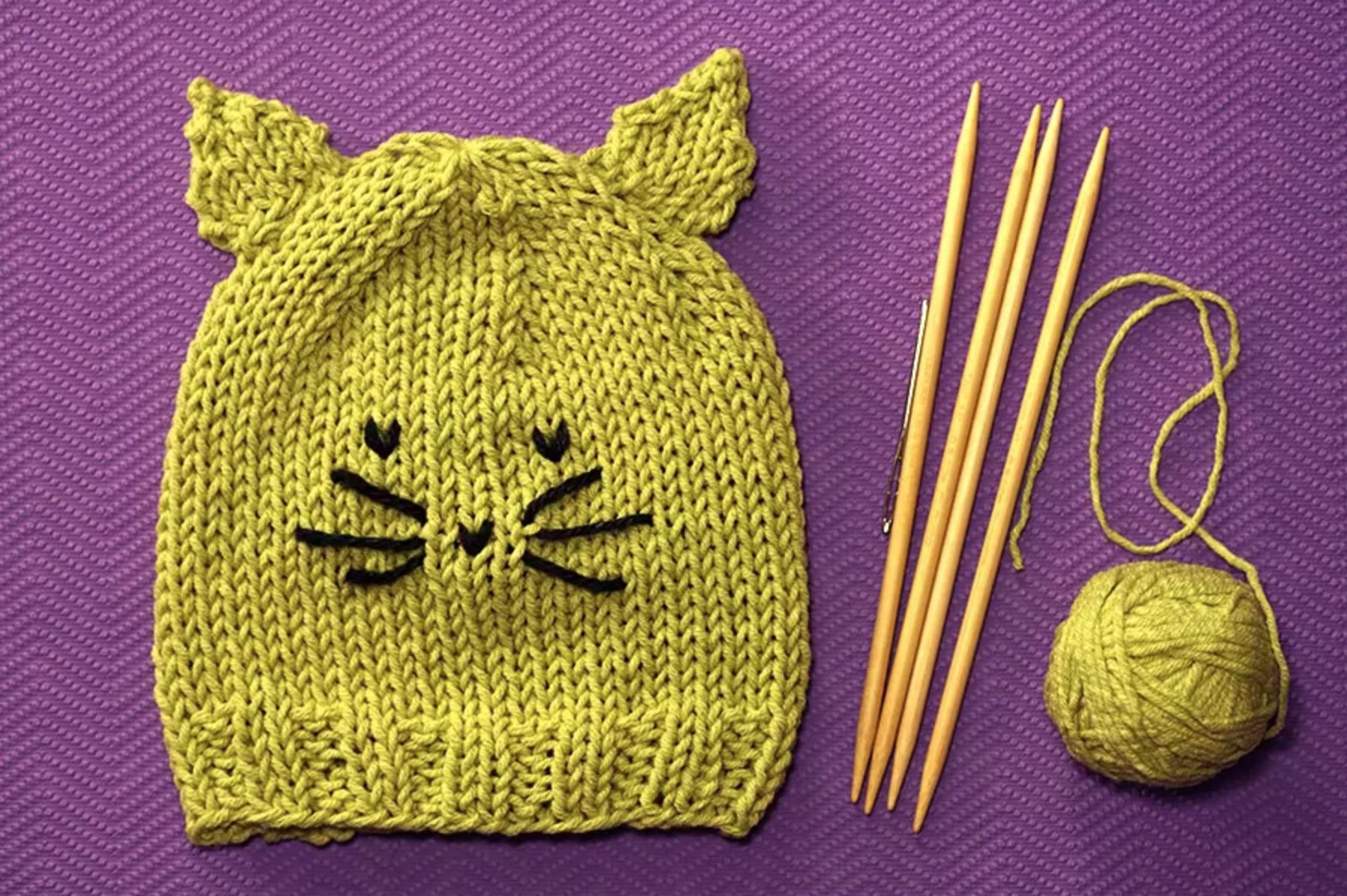 Begginer Knitting Projects Learning 25 Easy Knitting Patterns For Beginners