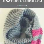 Begginer Knitting Projects Learning Easy Knitting Patterns For Beginners Knitting Pinterest