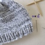 Begginer Knitting Projects Learning How To Knit A Hat For Complete Beginners Youtube