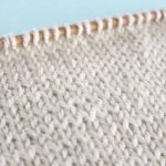 Begginer Knitting Projects Learning How To Knit The Stockinette Stitch Pattern With Video Tutorial