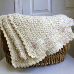 Beginner Crochet Projects Baby Blankets Ba Blanket Crochet Pattern Little Monkeys Designs