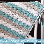 Beginner Crochet Projects Baby Blankets Blankets Swaddlings Double Crochet Patterns For Beginners Plus Ba