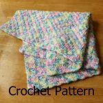 Beginner Crochet Projects Baby Blankets Easy Ba Blanket Crochet Patterns Crochet And Knit