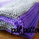 Beginner Crochet Projects Baby Blankets Easy Crochet Patterns For Ba Blankets Beginners My Simple Pattern