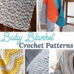 Beginner Crochet Projects Baby Blankets Free Crochet Ba Blanket Patterns Crochet For Beginners Ba Blanket