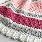 Color Knitting Patterns Beautiful Beautiful Ba Blanket Pattern With Many Color Choices Crochet