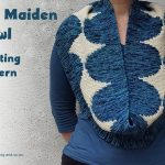 Color Knitting Patterns Beautiful Knitting And So On Ice Maiden Cowl