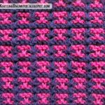 Color Knitting Patterns Beautiful Slip Stitch Patterns Simple But Beautiful Knitting Pinterest