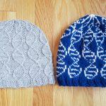 Colorwork Knitting Patterns Hats Chemknits Geneie Knitting Pattern Colorwork Version