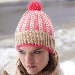 Colorwork Knitting Patterns Hats Free Knitting Pattern For A Colorwork Winter Weekend Hat Knitting Bee