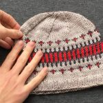 Colorwork Knitting Patterns Hats How To Knit Fair Isle Patterns Tin Can Knits