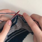 Continental Knitting For Beginners Learn How To Knit Faster With Continental Knitting Youtube