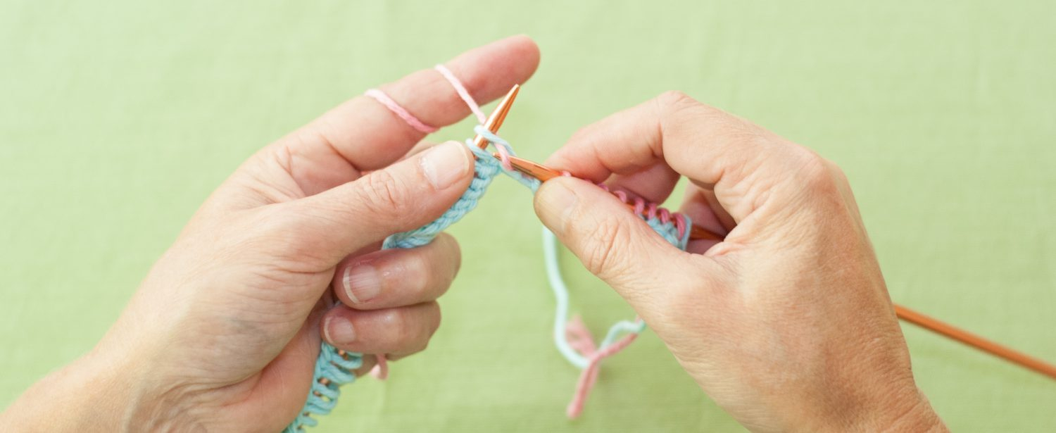 Continental Knitting Tutorial Videos Continental Knitting Knit Stitch For Beginners Cast On