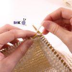 Continental Knitting Tutorial Videos Continental Knitting Vs American Knitting Youtube