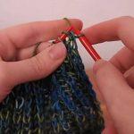 Continental Knitting Tutorial Videos Knitting Brioche English Vs Continental Youtube