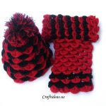 Crochet Alligator Hat Crochet Patterns Galore Crochet Crocodile Hat And Scarf For Kids