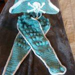 Crochet Alligator Hat Crocheted Alligator Scarf An Animal Scarf Version Audrey P