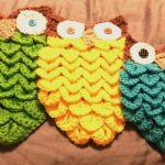 Crochet Alligator Hat Crocodile Stitch Owl With Pattern Thats Knotty