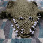 Crochet Alligator Hat Eaten An Alligator Off The Hook For You