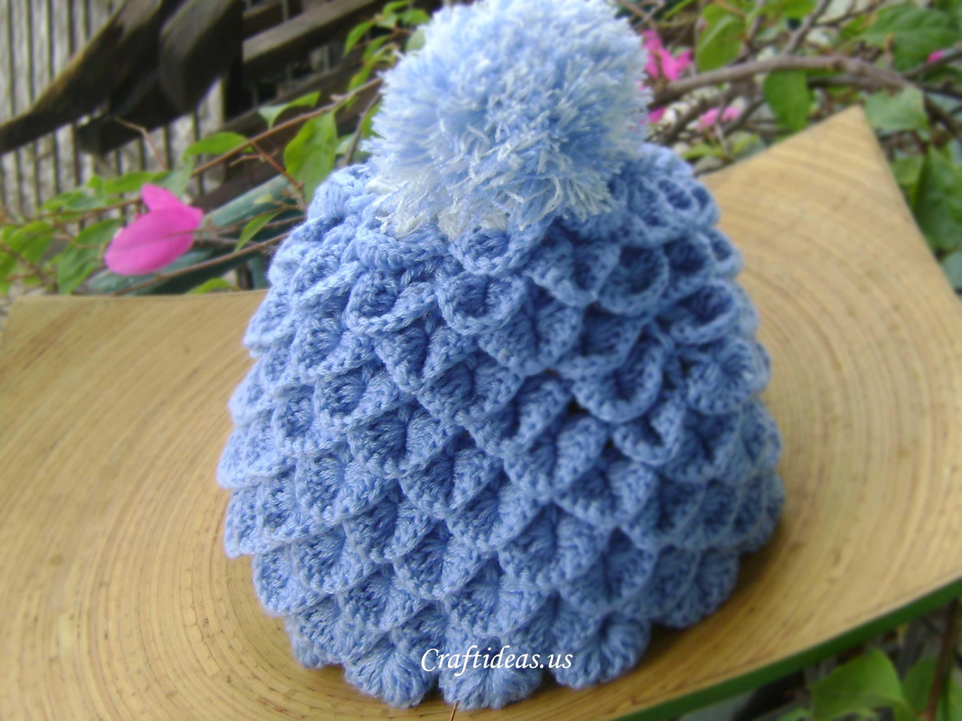 Crochet Alligator Hat Free Crochet Pattern For Alligator Hat Legite For