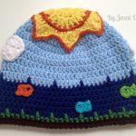 Crochet Alligator Hat Jenni Designs Free Crochet Pattern Tutorial Alligator Applique