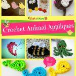 Crochet Applique Patterns Free Simple Add Flair To Your Afghans Free Crochet Applique Patterns