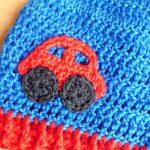 Crochet Applique Patterns Free Simple Mammy Made Crochet Car Appliqu
