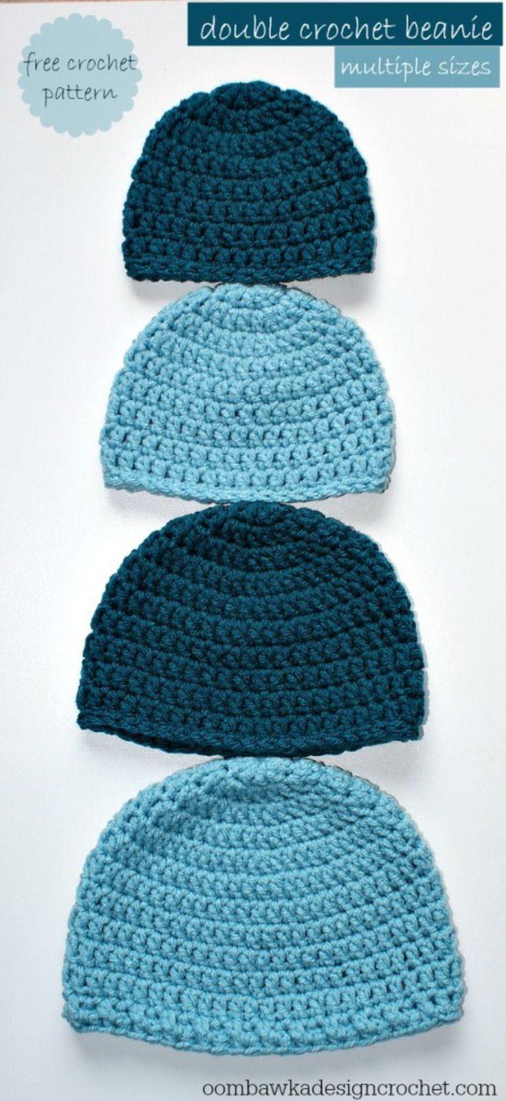 Crochet Beanies For Men Crochet Mens Hat Free Patterns