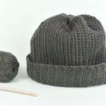 Crochet Beanies For Men Free Mens Crochet Hat Pattern