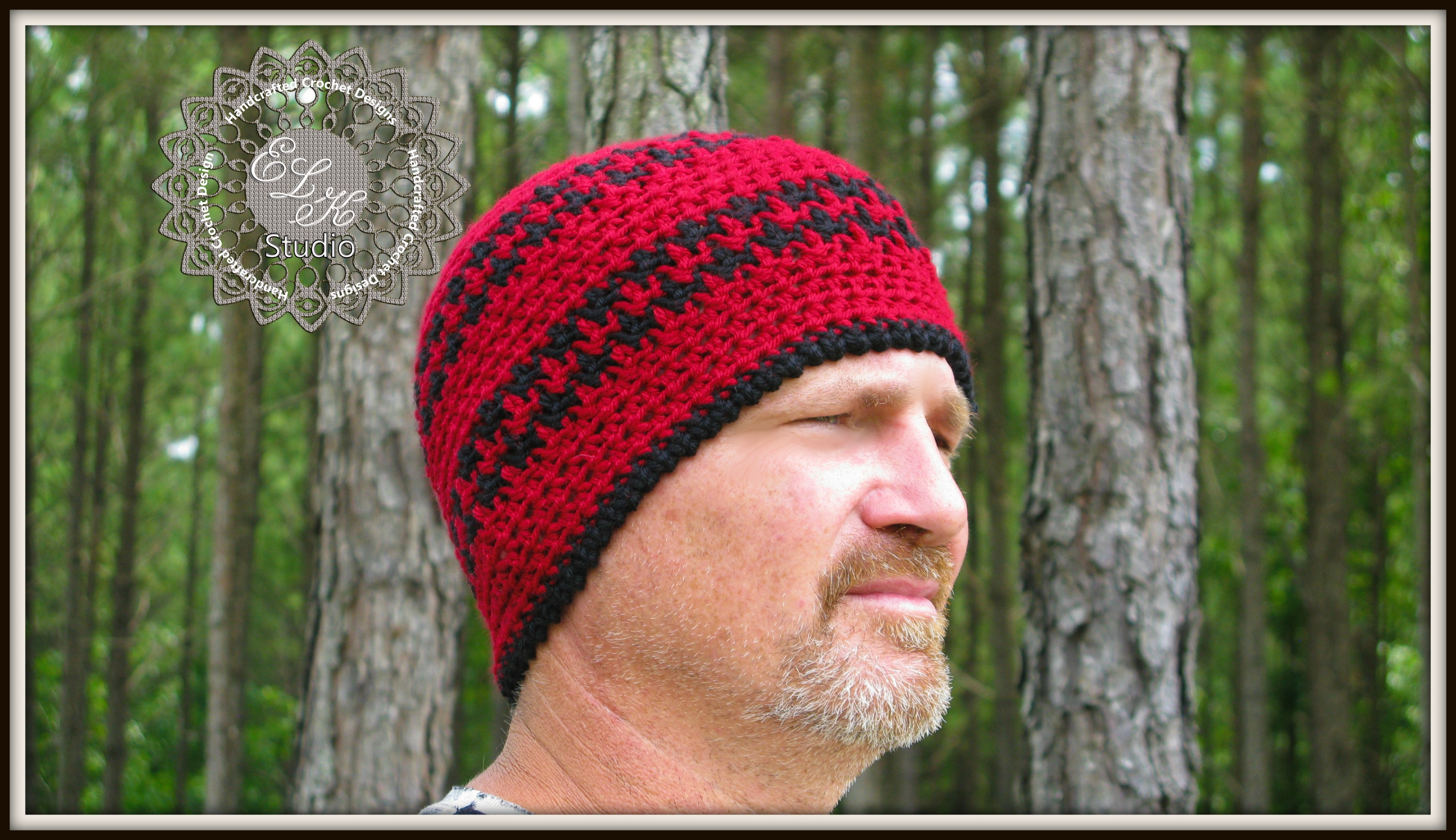 Crochet Beanies For Men Mens Beanies Crochet Patterns