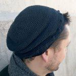 Crochet Beanies For Men The Manliest Beanie A Free Crochet Pattern Db2