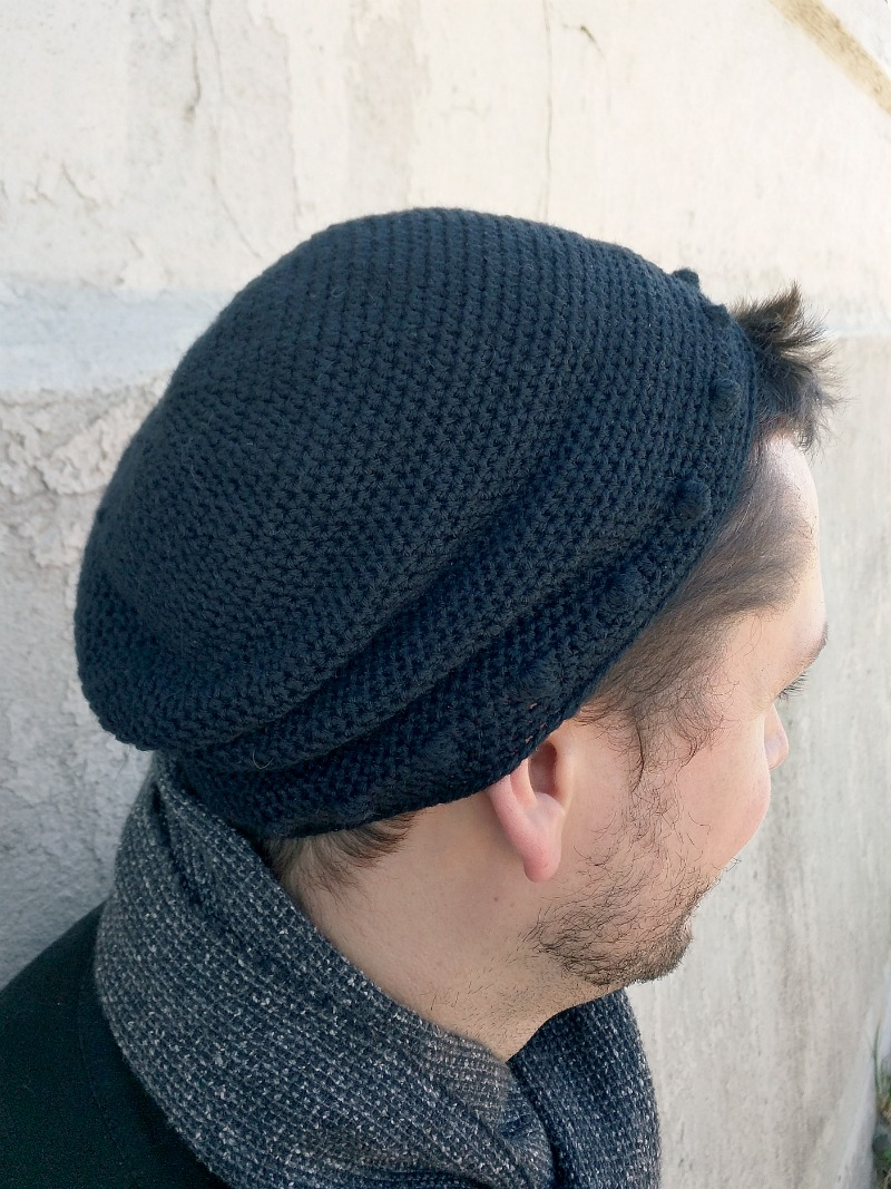 Crochet Beanies For Men The Manliest Beanie A Free Crochet Pattern Db2